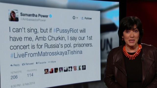 Ambassadors spar over Pussy Riot