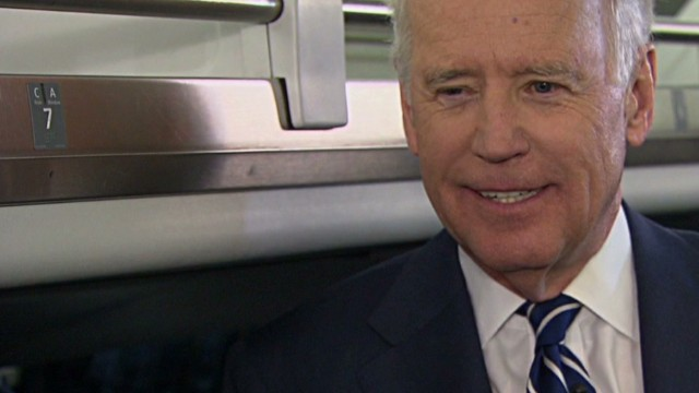 Biden: No reason not to run in 2016