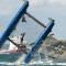 extreme sailing capsize