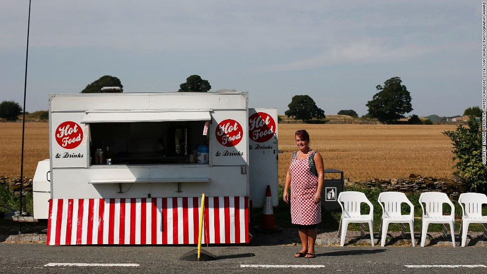 "<strong>Shortlist: To Go</strong><br />Photo and caption by Stefan Wermuth<br />""Along Britain's highways in a mug or take away? That's the decision you have to make when you order a tea through the hatch in the side of a burger van, snack van, mobile kitchen, roadside cafe or tea stop at all different names for food vendors scattered around the main roads that wind across Britain. Your first answer might be 'excuse me?' because you can't hear the question over the sound of the food vans."""