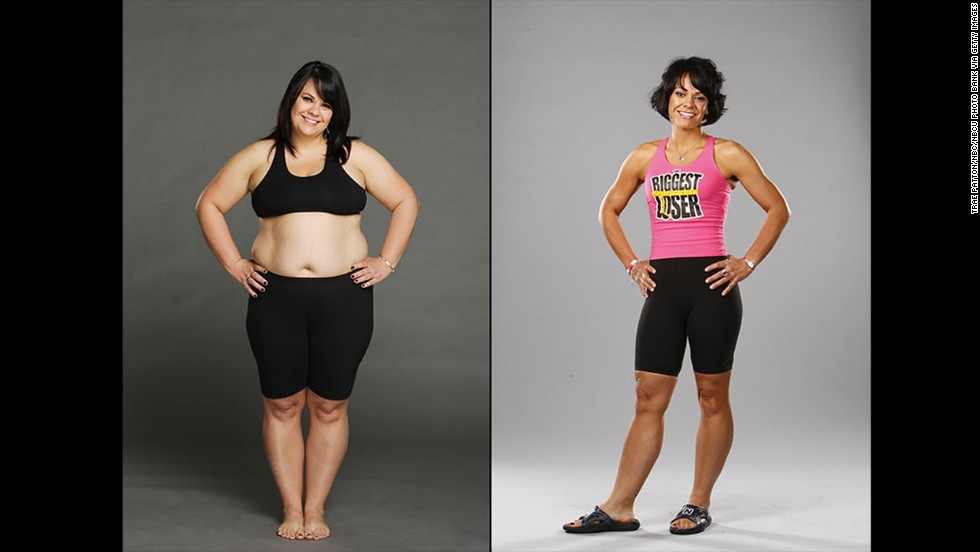 "Season 5's Ali Vincent was the first woman to win the weight-loss competition. She slimmed down to 124 from her starting weight of 234, a journey she reflected on in her book, ""Believe It, Be It: How Being The Biggest Loser Won Me Back My Life."" In April 2016 she revealed that she had gained back almost all the weight."