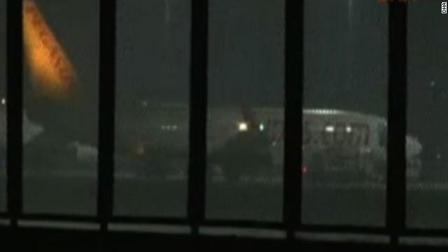 istanbul hijacking