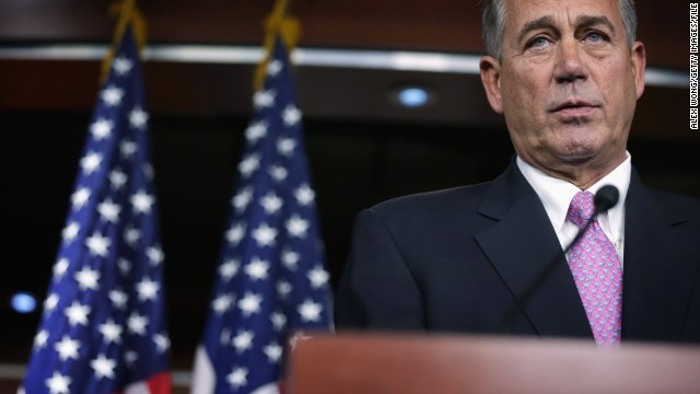 Immigration: Boehner mocks party