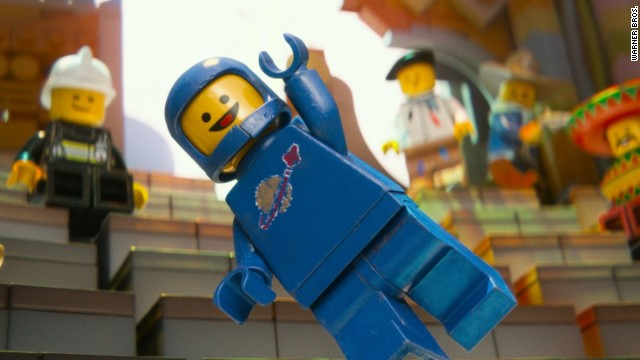 "Charlie Day voices the character of Benny in ""The LEGO Movie."""