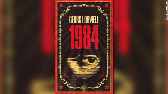 "Sales of George Orwell's book ""1984"" have spiked after news of the National Security Agency's surveillance programs.   ""1984"" was published in 1949. The fictional story describes a futuristic authoritarian state that is engaged in smothering surveillance of its citizens."