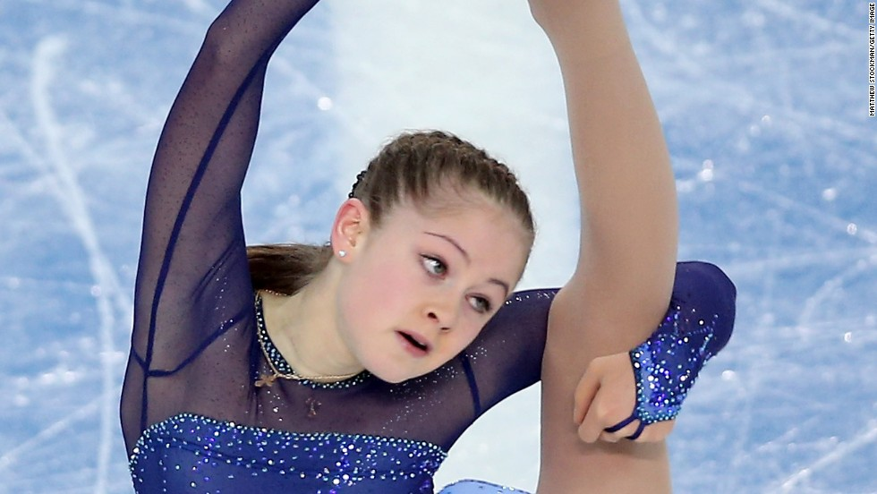 "Julia Lipitskaya won the hearts of the crowd when she helped Russia win the team figure skating competition, but the 15-year-old was fifth in the individual event as compatriot <a href=""/2014/02/21/sport/kim-sotnikova-skating-controversy/index.html"" target=""_blank"">Adelina Sotnikova</a>, 17, won gold from defending champion Kim Yuna of South Korea."