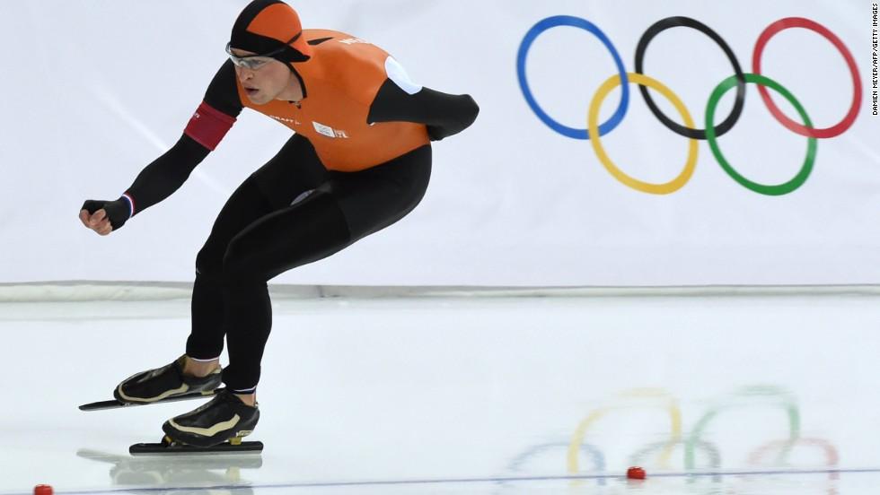 U.S. wins first gold medal of 2014 Sochi Olympics