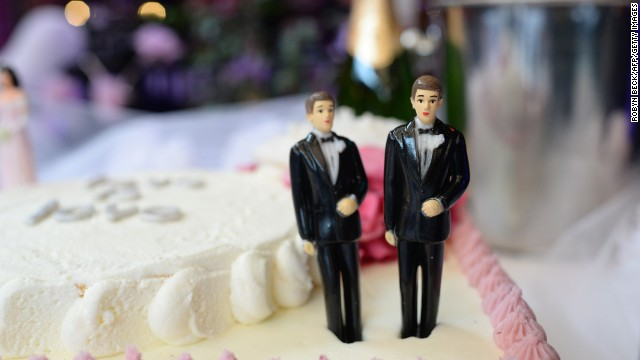 """Alaska had the misfortune of being the first state, in 1998, to ban equal marriage and bake discrimination into our constitution,"" said Joshua Decker, executive director of the Alaska ACLU."