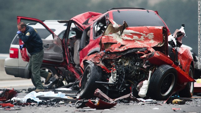 California wrong-way driver fatal crash