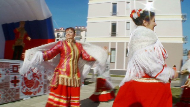 Sochi opens its arms to the world