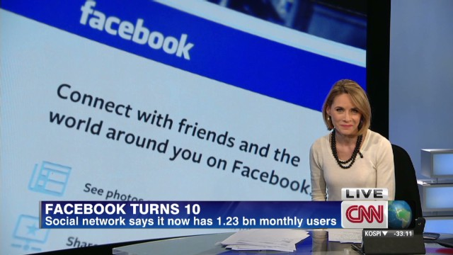 CNN i Facebook Turns Ten