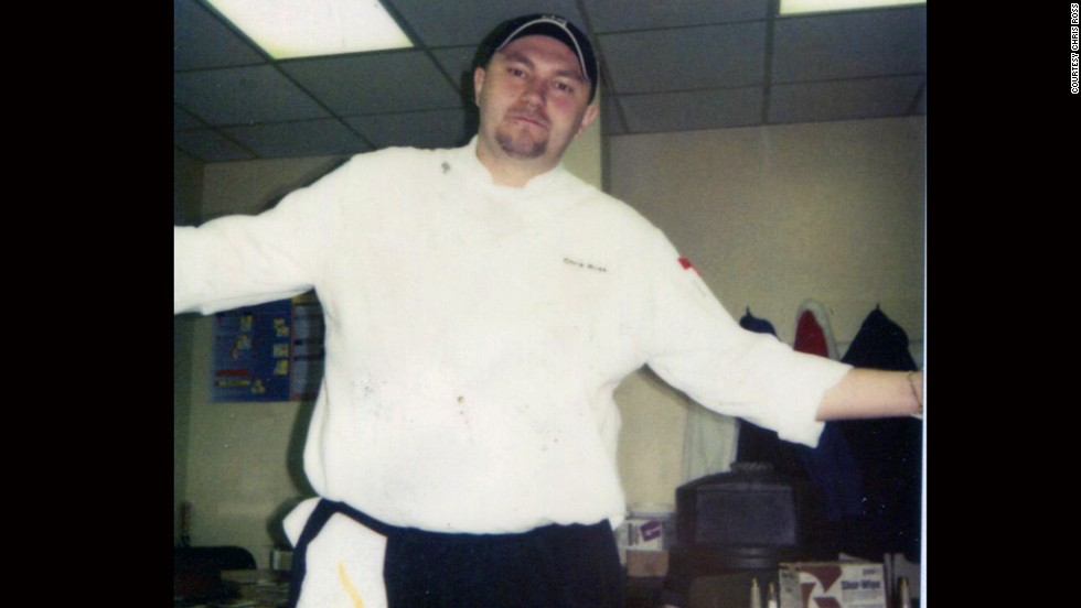 Louisville chef Chris Ross was in denial about his increasing size after high school. Then one day in 2004, he stepped on a normal scale, and it refused to register his weight.