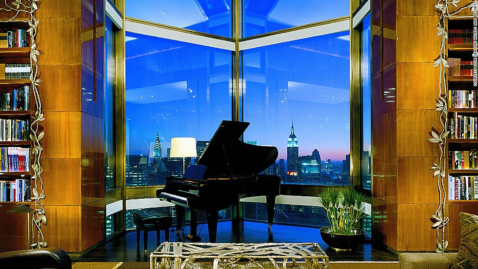 World 39 s most expensive hotel rooms take a peek inside for The most expensive hotel in the world