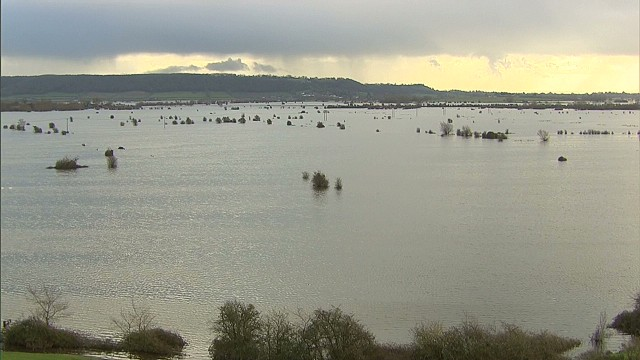 No relief in sight for flooded England