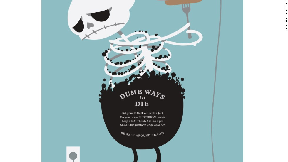 "<em>Metro trains - dumb ways to die</em><br /><br />The<a href=""http://dumbwaystodie.com/"" target=""_blank""> Dumb Ways to Die</a> campaign, designed by McCann Melbourne, uses black humor to encourage young people to pay attention to safety. It features a song, book, a smartphone game, interactive outdoor posters, radio advertising and tumblr GIFs -- which made it into an internet phenomenon, and apparently, Kate Moss's favorite app."