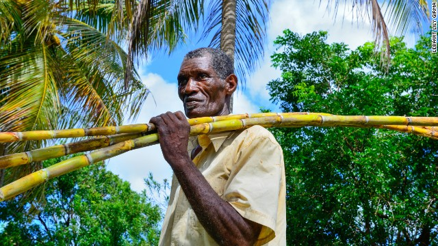 Traditional Caribbean culture still  prevails on Guadeloupe.