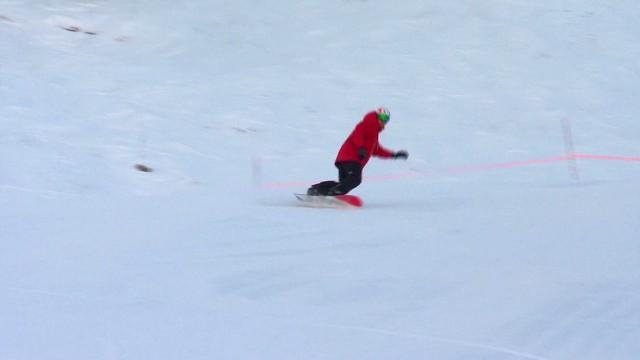 Liver transplant saves Olympic snowboarder