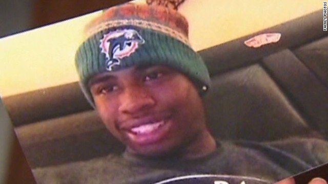 Mom: Jordan Davis was 'fun-loving'