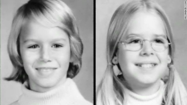 Katherine and Sheila Lyon have been missing since 1975.