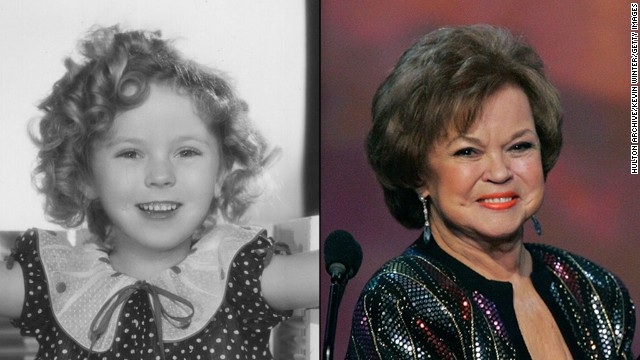 Child star Shirley Temple started performing in films at age 3. After leaving Hollywood, she entered politics and took on several ambassador positions overseas.