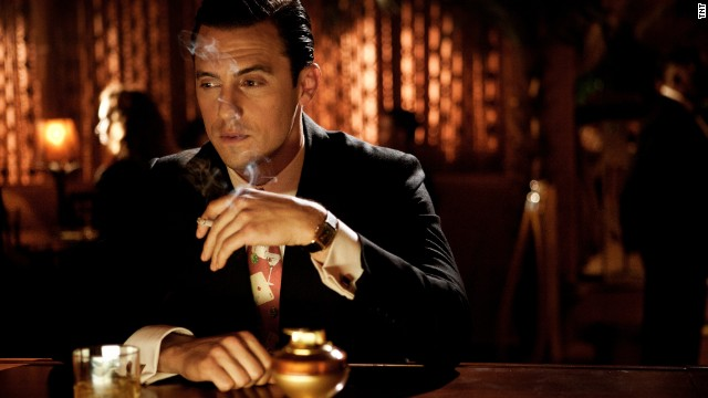 "Milo Ventimiglia starred in TNT's ""Mob City."""