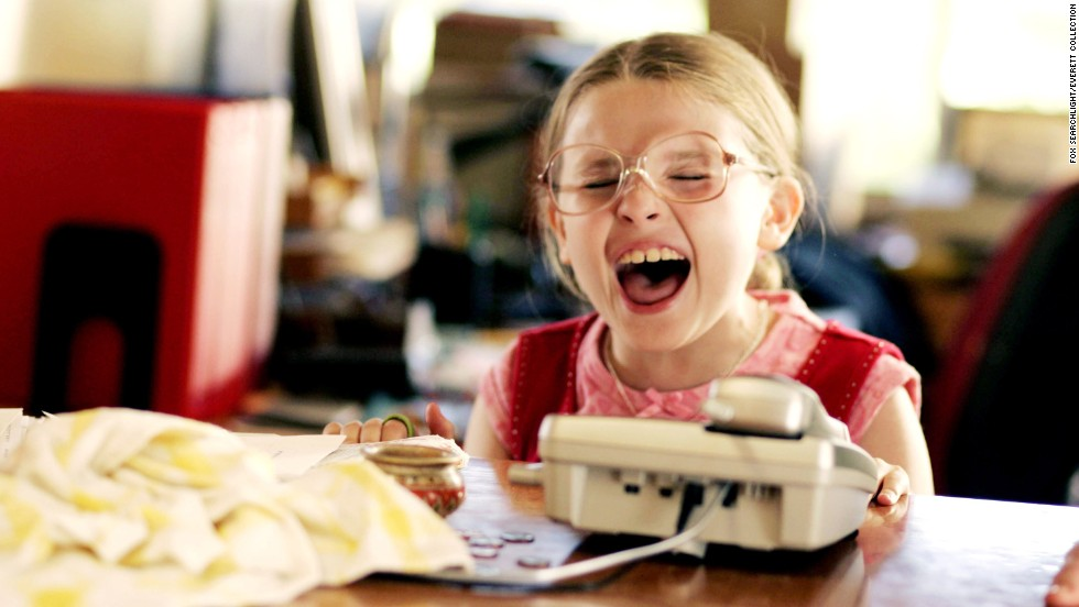 """Breslin was only 10 years old when she appeared in the film """"Little Miss Sunshine"""" in 2006. It earned her an Academy Award nomination for best supporting actress."""