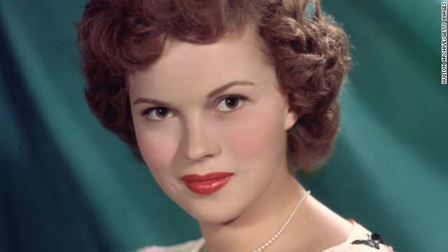 Shirley Temple Black dies at 85