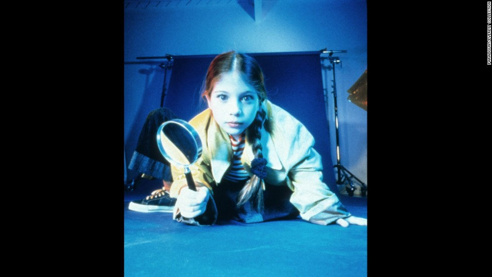 "Trachtenberg solved some mysteries of her own in the 1996 film ""Harriet the Spy."""