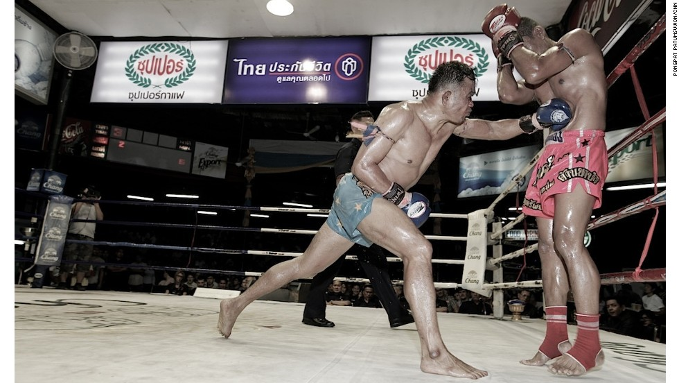 "Muay Thai fighters across the country have aspired for decades to make it into the ring at Lumpinee. A win can earn fighters thousands of baht and the chance of a place in muay Thai history.<br /><br />More on CNN: <a href=""http://travel.cnn.com/bangkok/play/gallery-muay-thai-fighters-tales-ring-918272"">Teen muay Thai fighters share tales of life in the ring</a>"