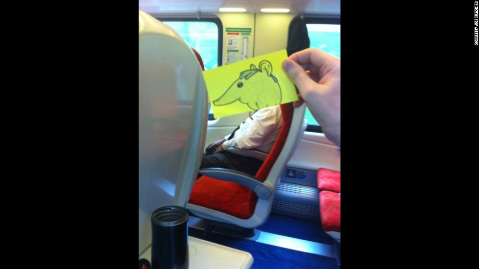 """Monday morning. On train. This guy keeps whistling. Annoying."""