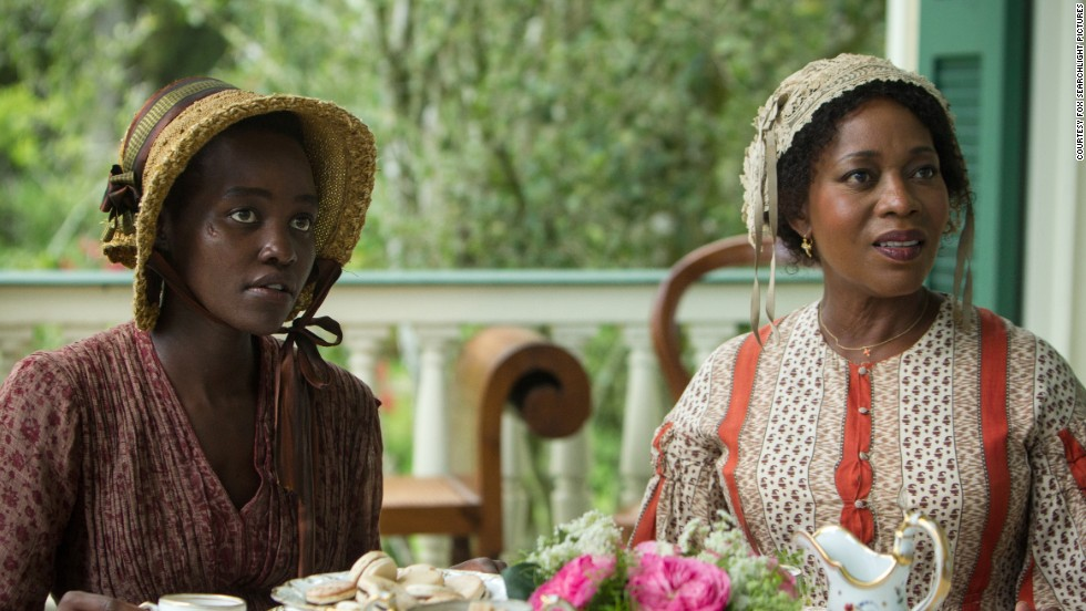 """12 Years A Slave"" has been hailed by many as one of the best movies of the year."