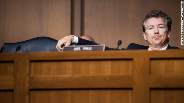 Sen. Paul: NSA lawsuit not a stunt