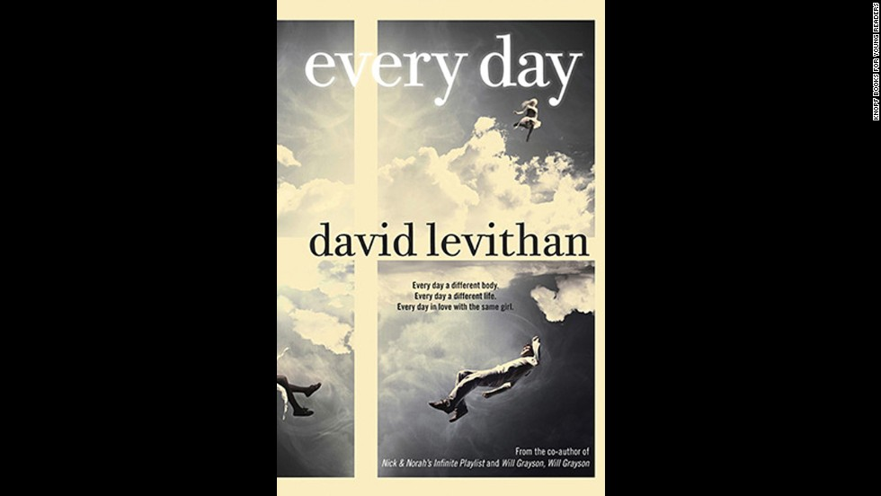 """Every Day"" by David Levithan"