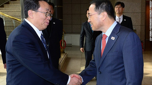 Korean family reunion talks continue