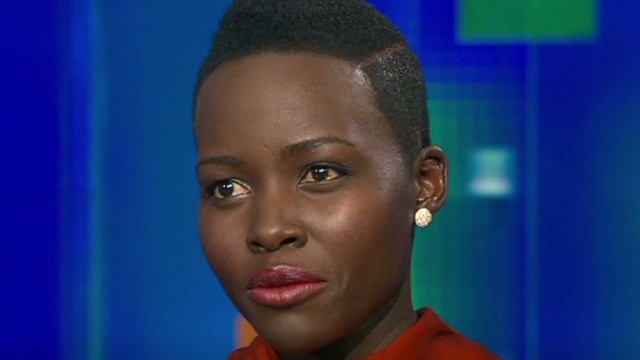 Lupita Nyong'o gets her big break