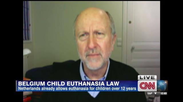intv dickey euthanasia belgium law_00014323.jpg