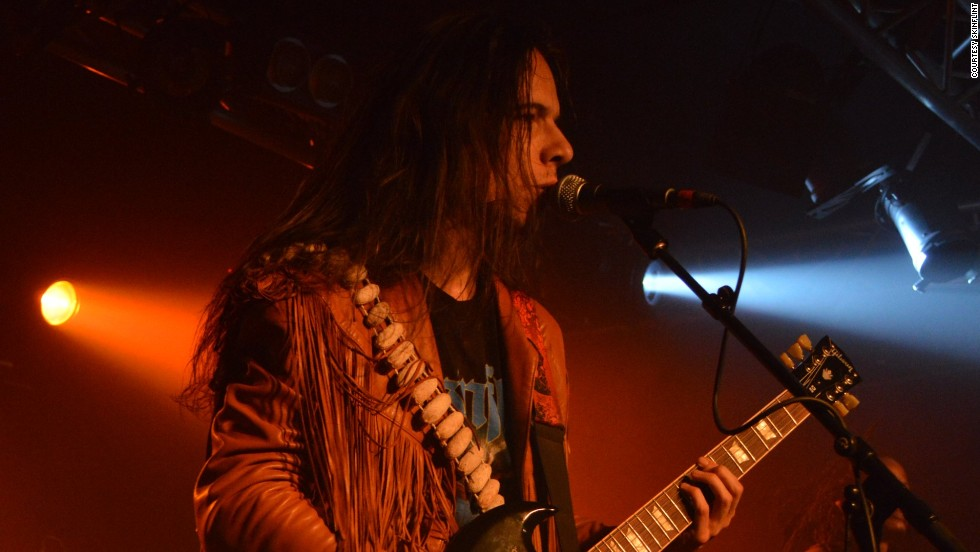 """There has been a strong interest in the African metal scene. It has grown both locally and internationally,"" says Skinflint singer and guitarist Giuseppe Sbrana."