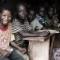 Ivory Coast school children classroom