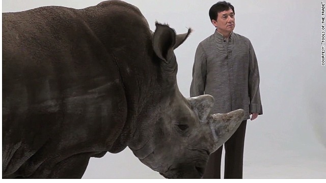 Wildlife poaching: Jackie Chan's new foe