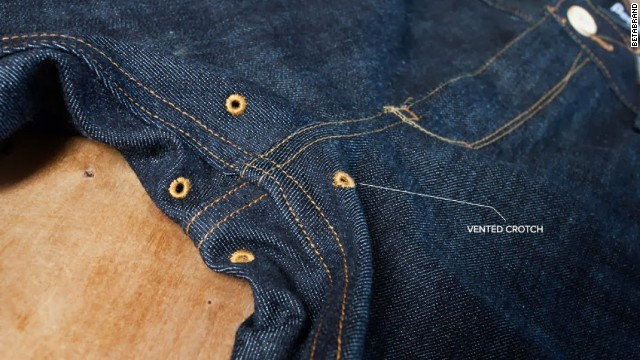 Don 39 t machine wash your jeans says levi 39 s ceo cnn - Levis ceo explains never wash jeans ...