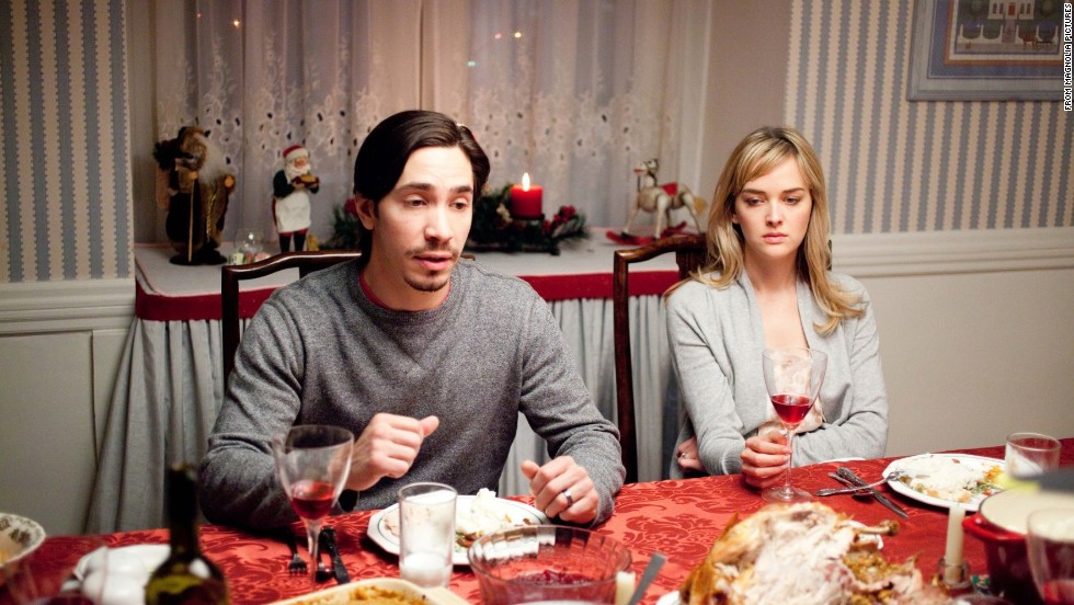 "Justin Long's romantic drama <strong>""Best Man Down""</strong> sounds like the perfect antidote to an unimpressive Valentine's Day. A newlywed couple has to cancel their honeymoon and return home after their best man dies. (Available February 20.)"