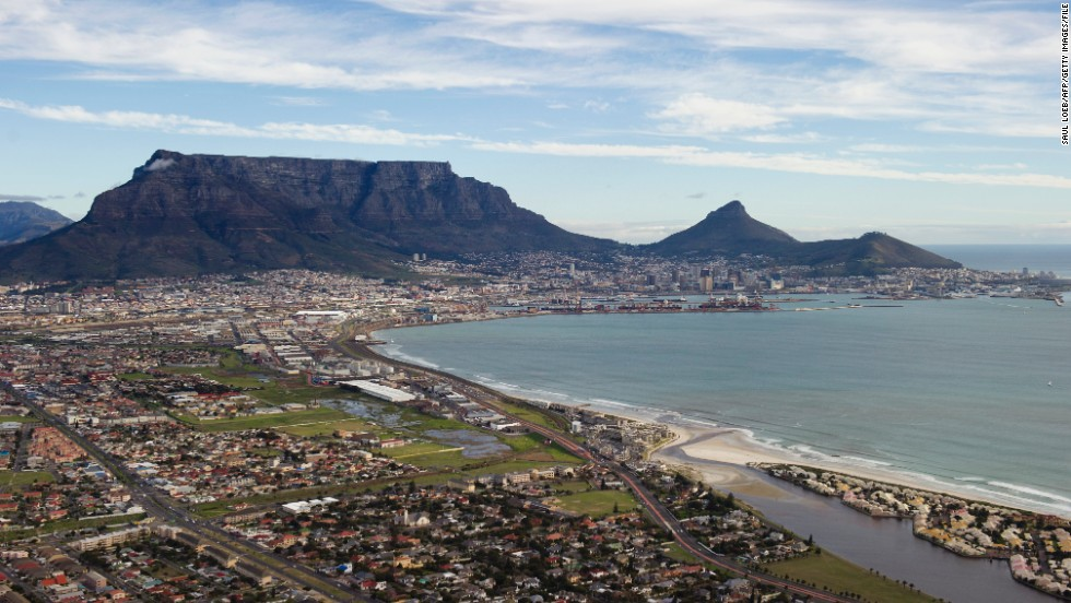 Framed by the dramatic Table Mountain ridge and breathtaking seascapes, Cape Town is arguably South Africa's most beautiful city.