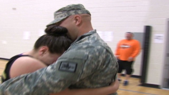 dnt soldier surprises sister during basketball practice_00002014.jpg