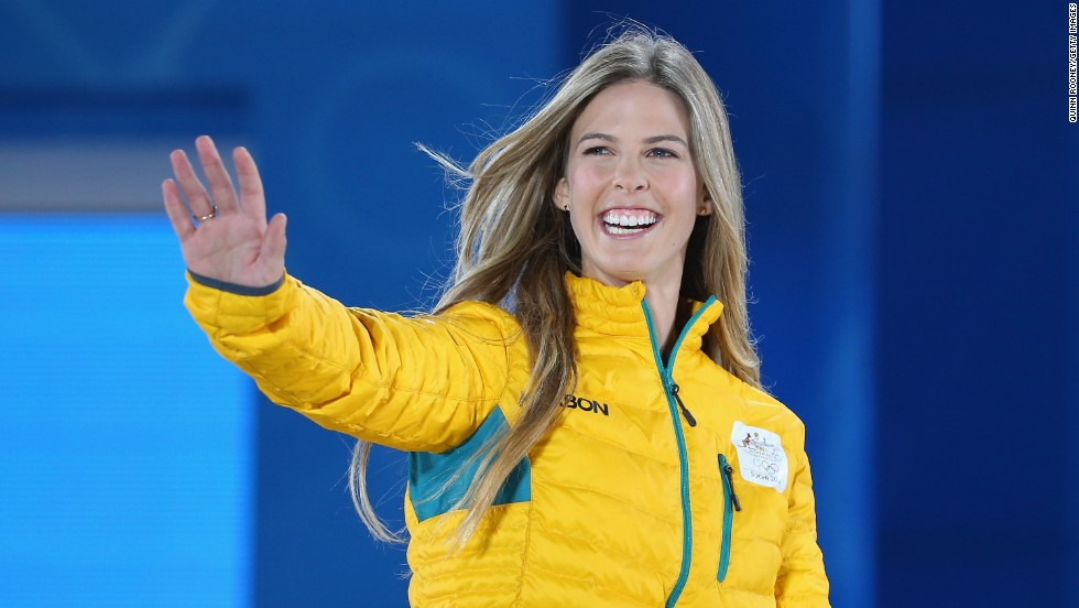 "Even though she admitted to not having a Valentine for Friday, snowboarder Torah Bright, who won Winter Olympics silver in the halfpipe, was putting on a brave face. ""Every day is Valentine's Day,"" said the Australian."