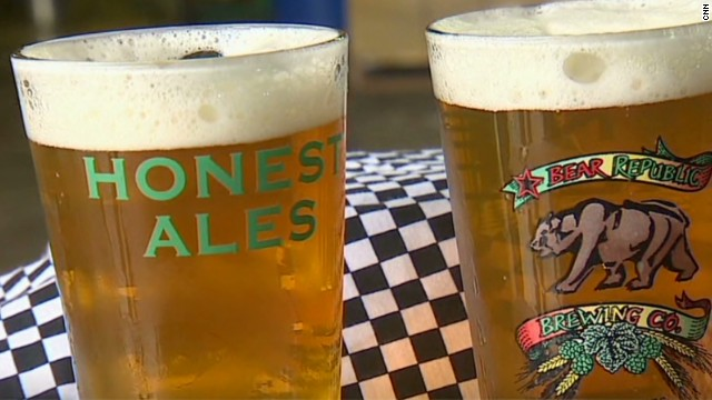 Beer saves town from crippling drought