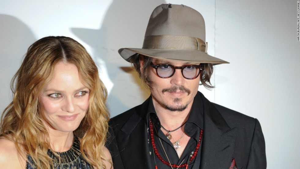 Depp and French actress Vanessa Paradis didn't need a wedding to be devoted to one another. The trans-Atlantic couple were together from 1998 to 2012, and had two children together: Lily-Rose, 14, and Jack, 11.