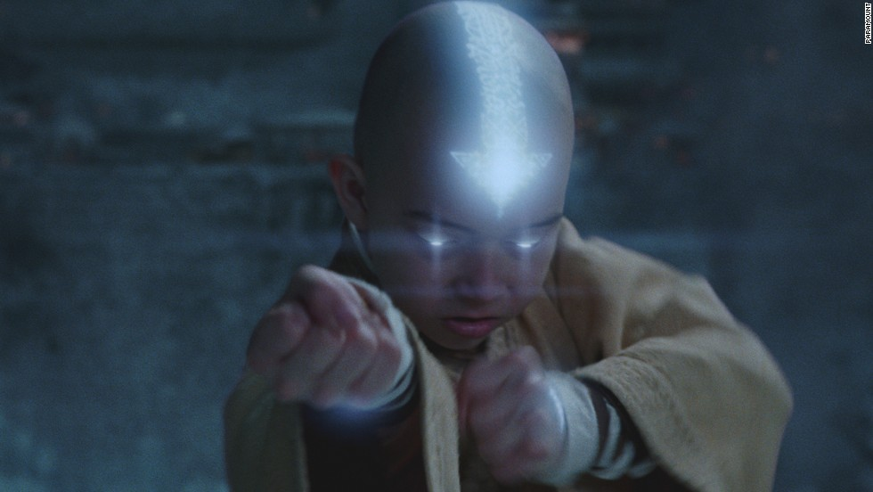 """The Last AIrbender"" is also in last place on many moviegoers' favorite films list. It won worst picture in 2011."