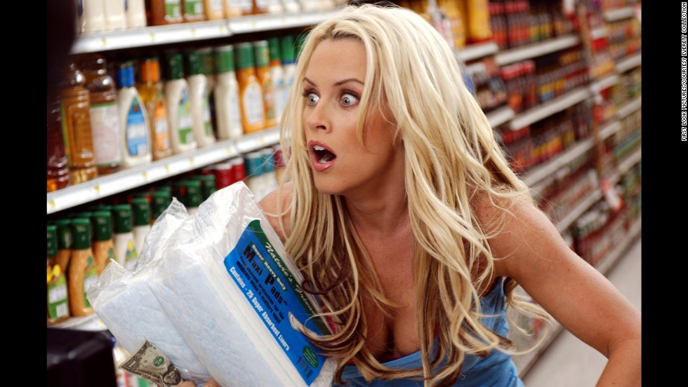 """Dirty Love"" cleaned up at the Razzies in 2006, including worst picture and a worst actress win for star Jenny McCarthy."