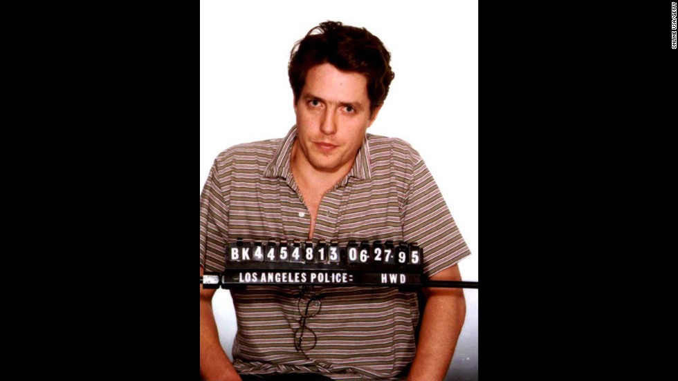 Hugh Grant was riding high as a leading man in the movies when he was arrested and accused of soliciting sex from prostitute Divine Brown on Sunset Boulevard in Hollywood in June 1995.