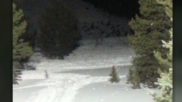 Two killed in Colorado avalanche